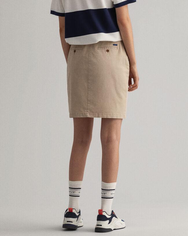 Slim fit Classic chinokjol