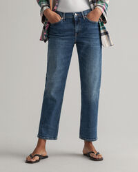 Camie jeans med något kortare ben