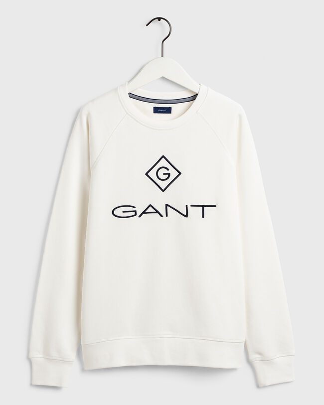 Teens Logo rundhalsad sweatshirt