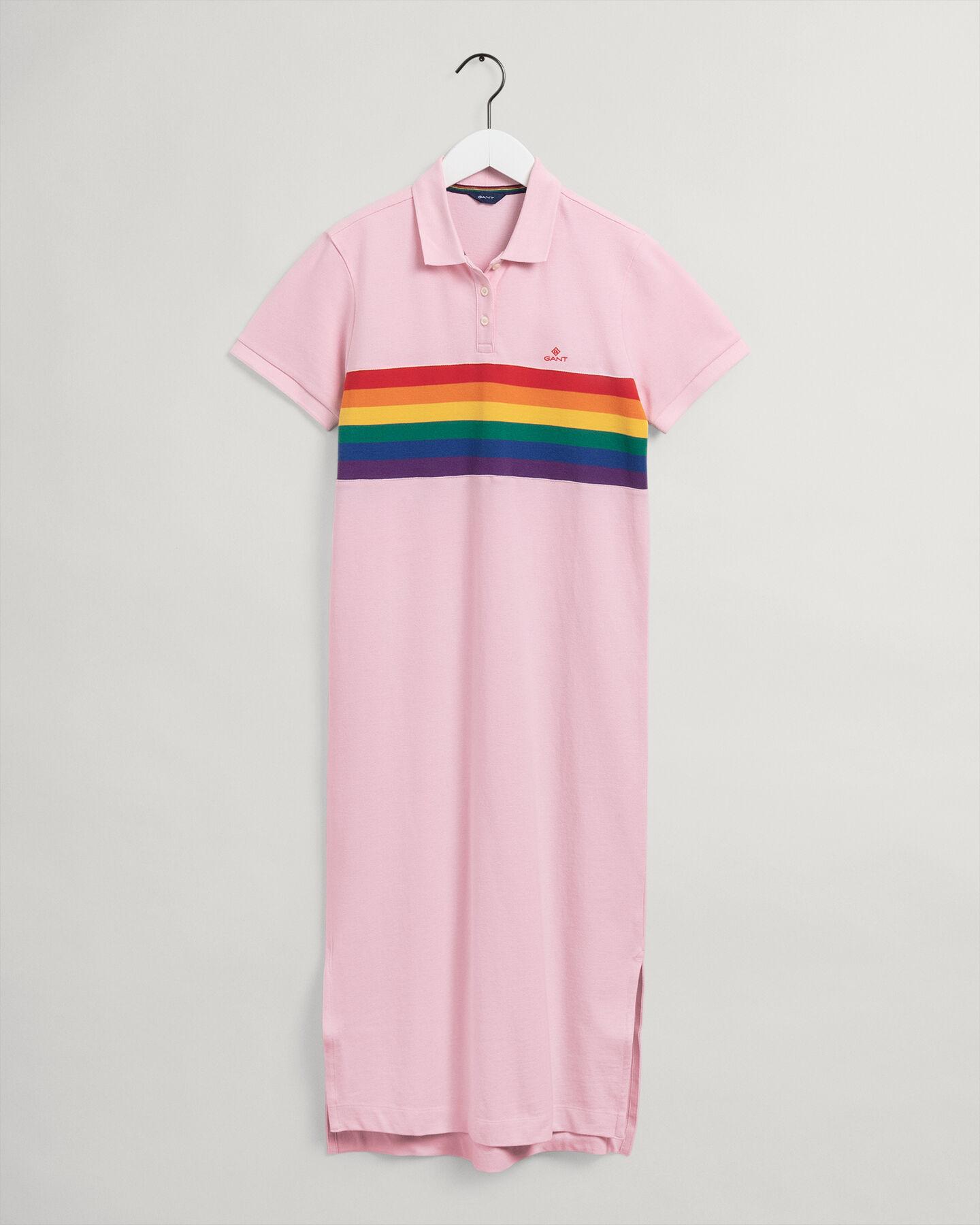 Pride Rugger pikéklänning