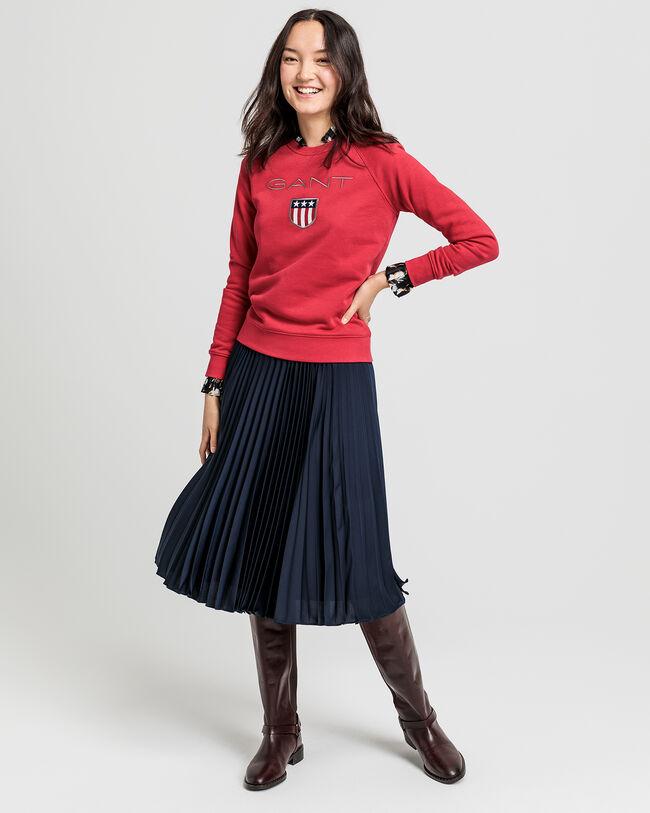 Shield Rundhalsad sweatshirt