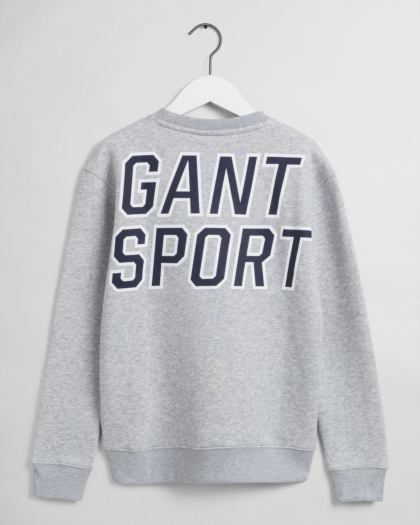 Teen Boys Sport rundhalsad sweatshirt
