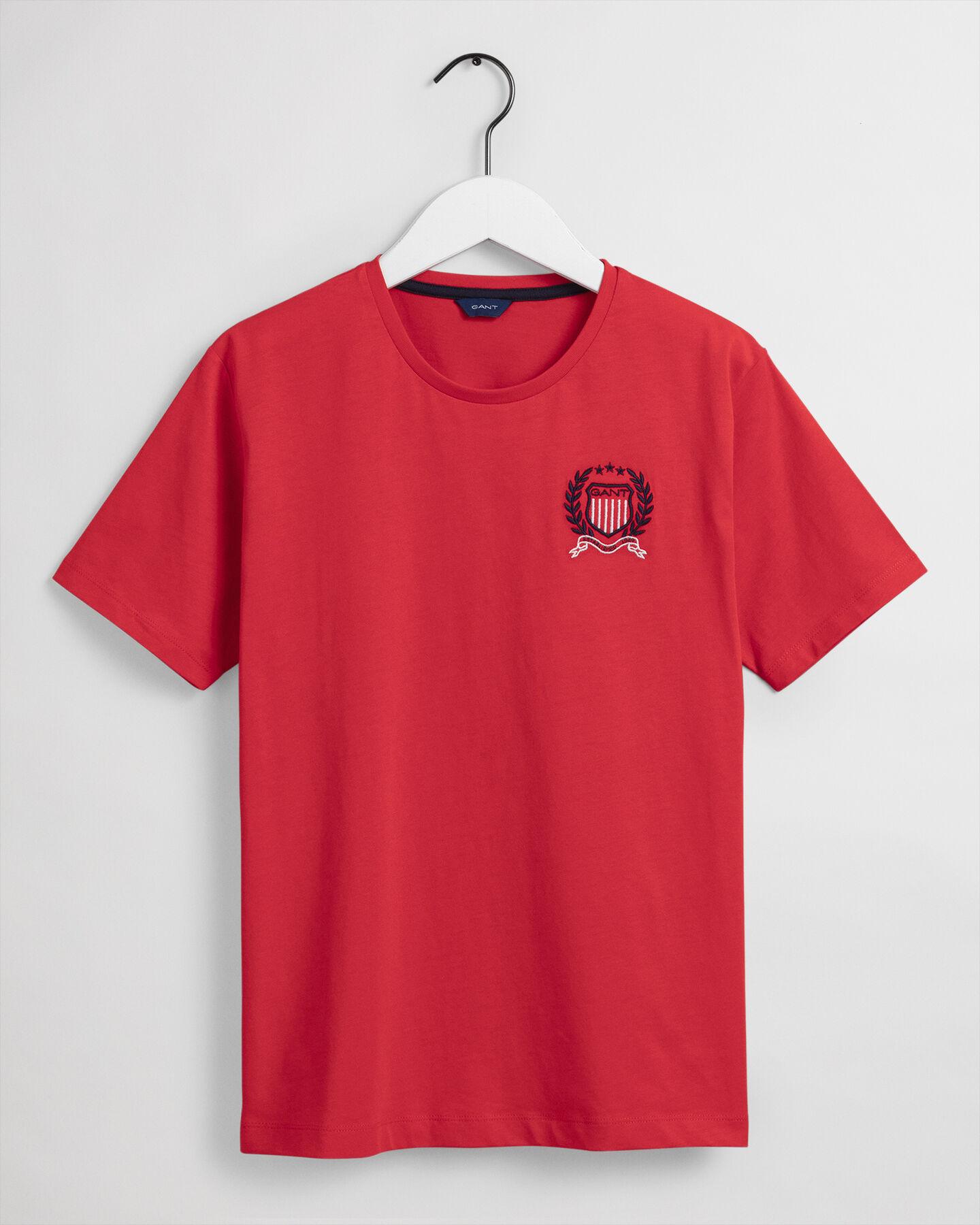 Teen Boys Medium Crest T-shirt