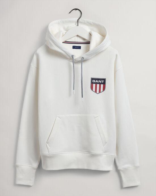 Retro Shield hoodie