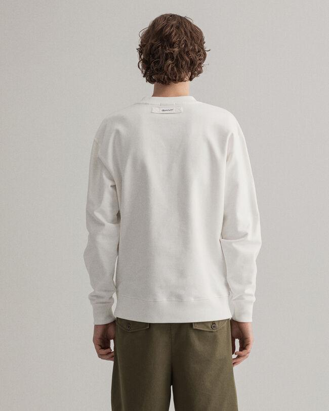 Locker Loop rundhalsad sweatshirt