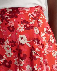 Liberation Bouquet mönstrad omlottkjol
