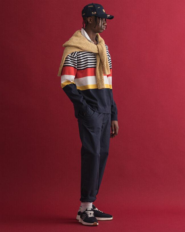 Twisted Color V-ringad tröja