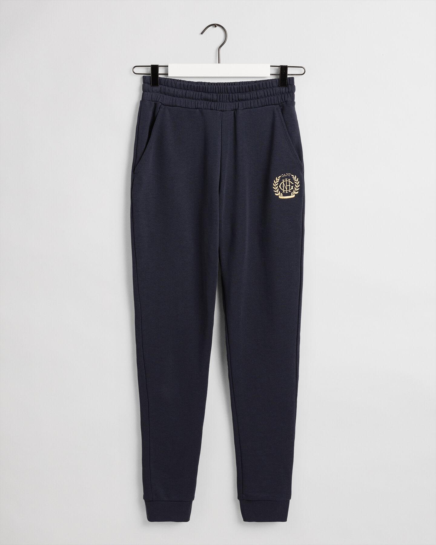 Teen Girls Monogram sweatpants