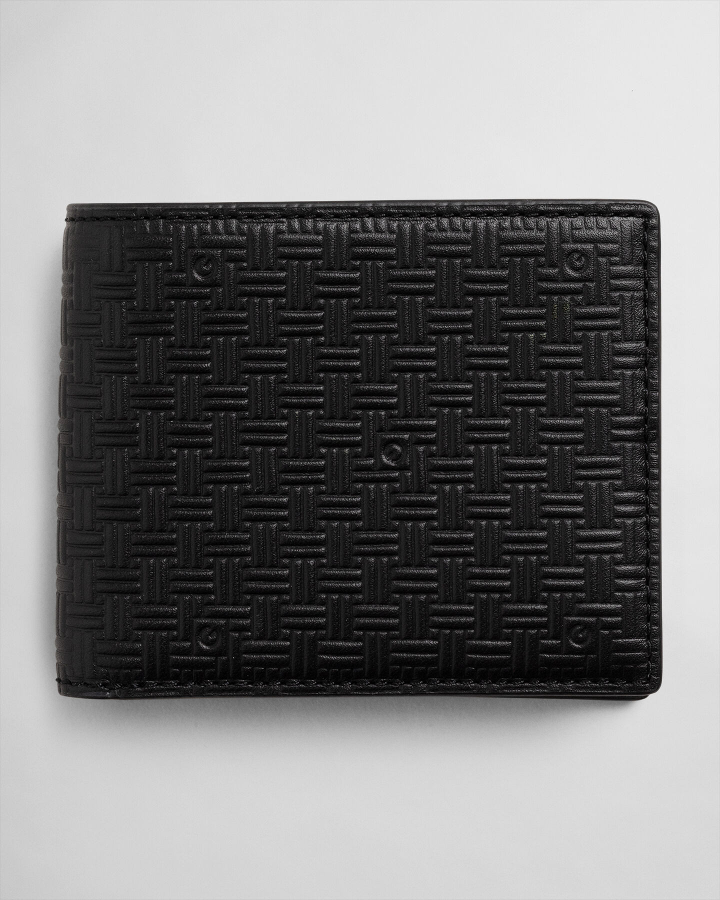 Signature Weave skinnplånbok