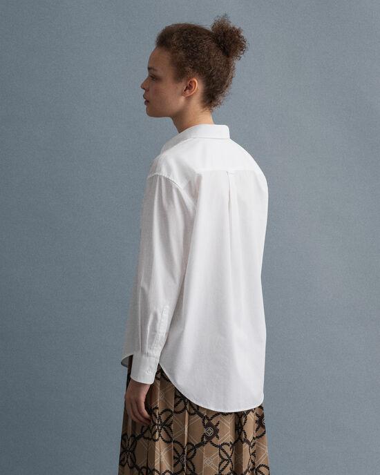 Luxury poplinskjorta