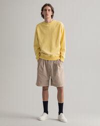 Sunfaded rundhalsad sweatshirt