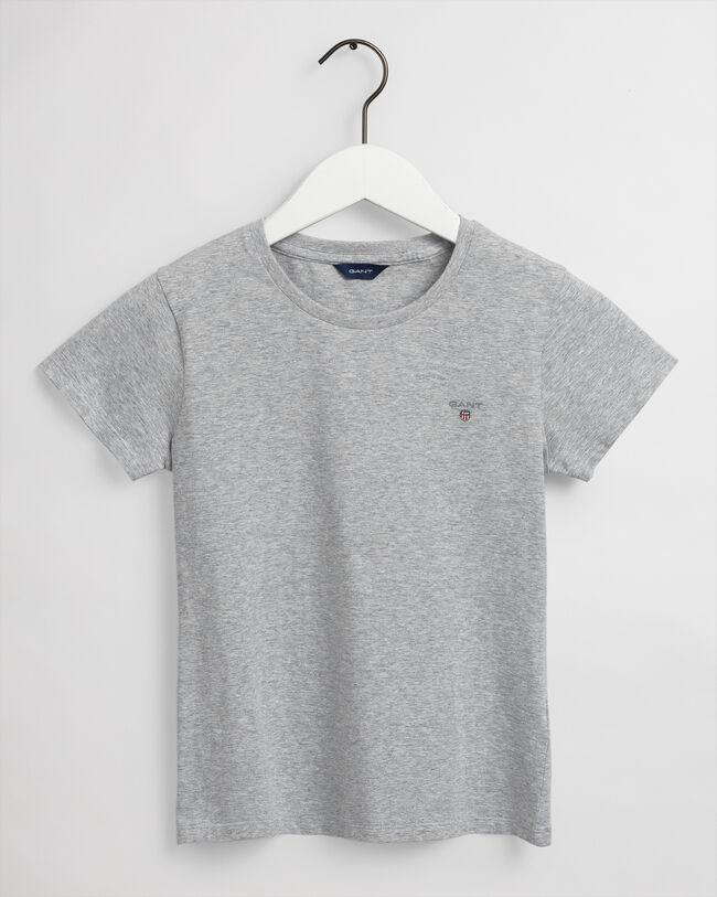 Teen Girls Original Figursydd T-shirt