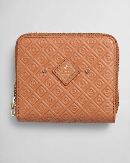 Iconic G Mini präglad plånbok