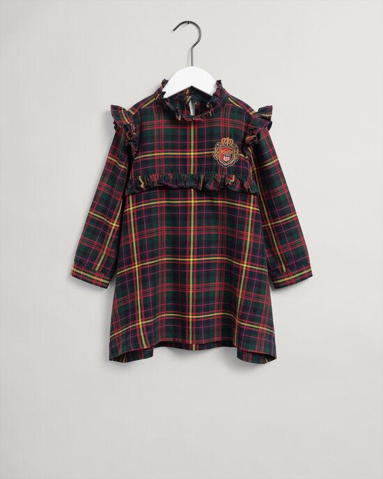 Girls US Royalty flanellklänning