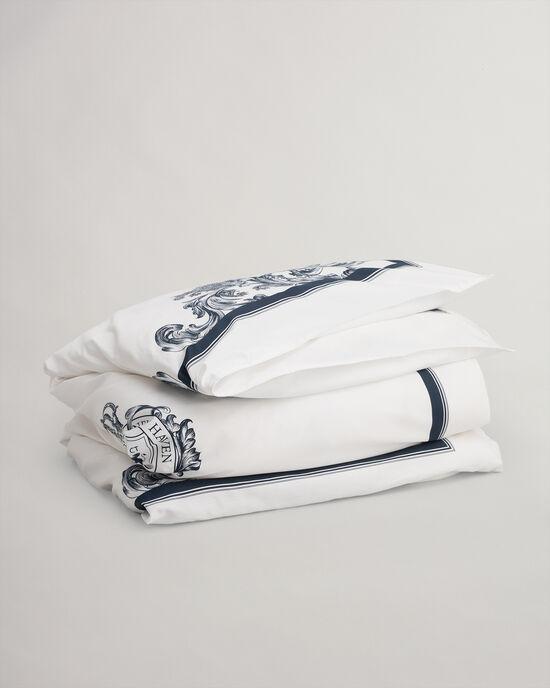 Crown påslakan med paisleydesign, enkel