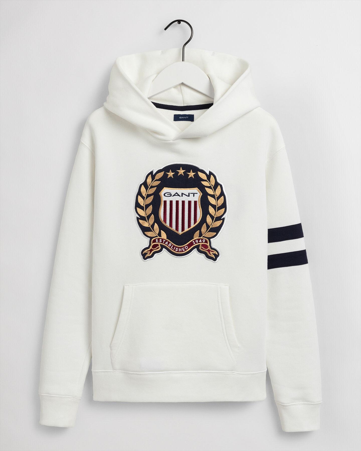 Teen Boys Crest hoodie