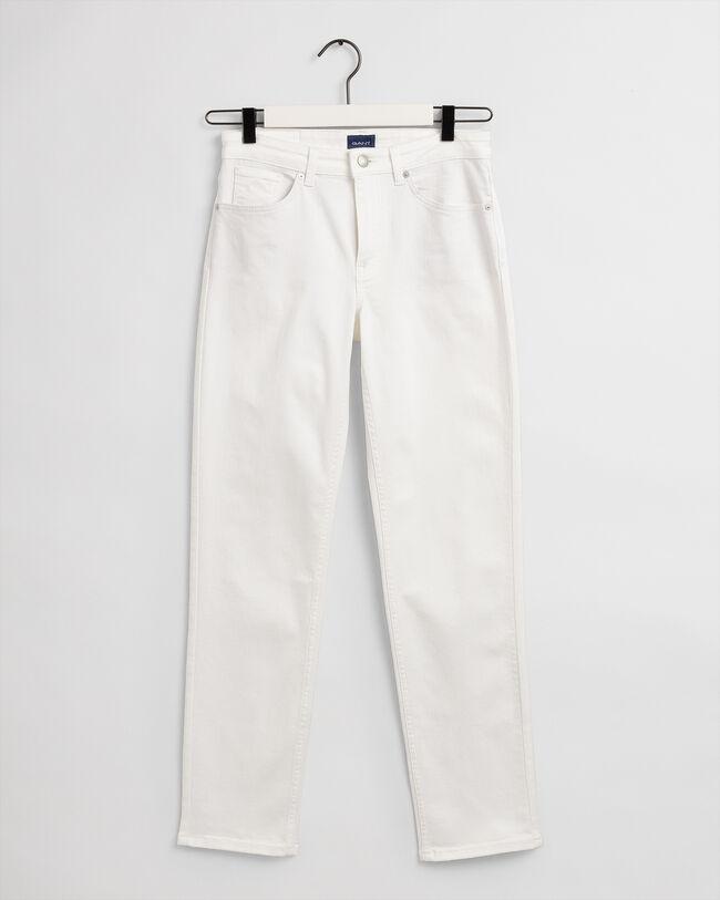Hayle vita jeans
