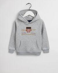 Boys Archive Shield hoodie