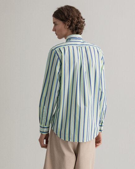 Regular fit Tech Prep™ randig skjorta