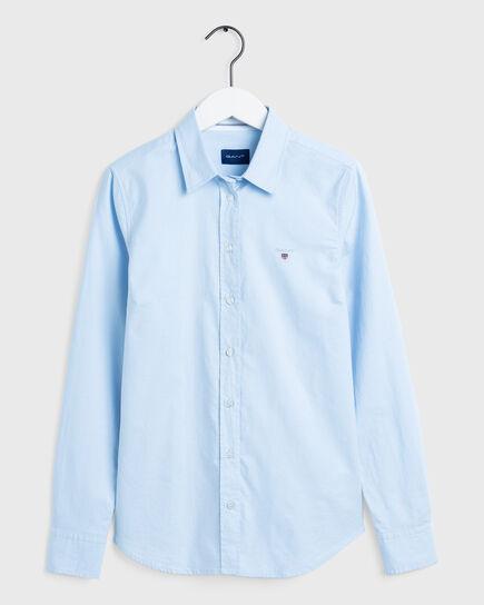 Oxfordskjorta med stretch