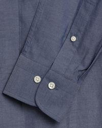 Slim Fit Pinpointvävd oxfordskjorta