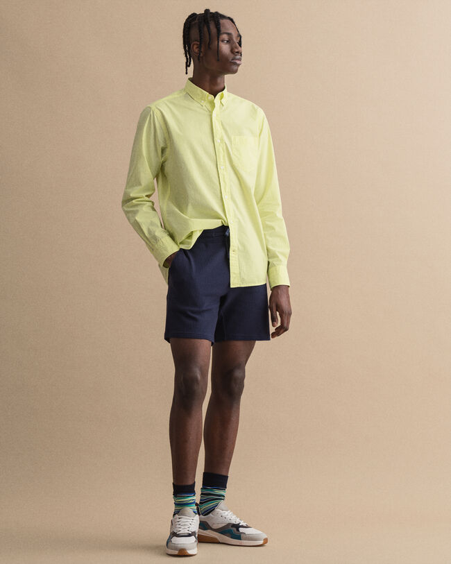Regular fit Sunfaded skjorta