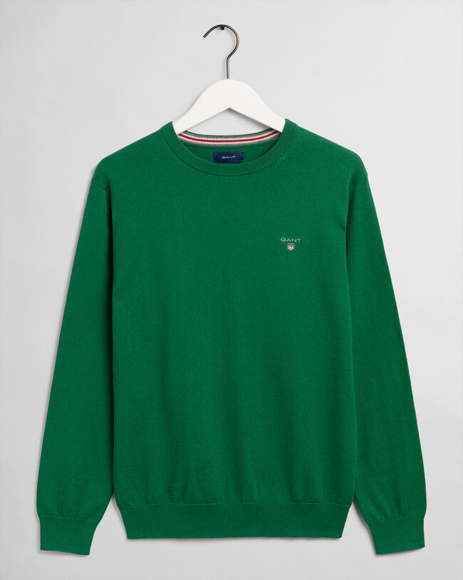 Cotton Wool Crew Neck Sweater