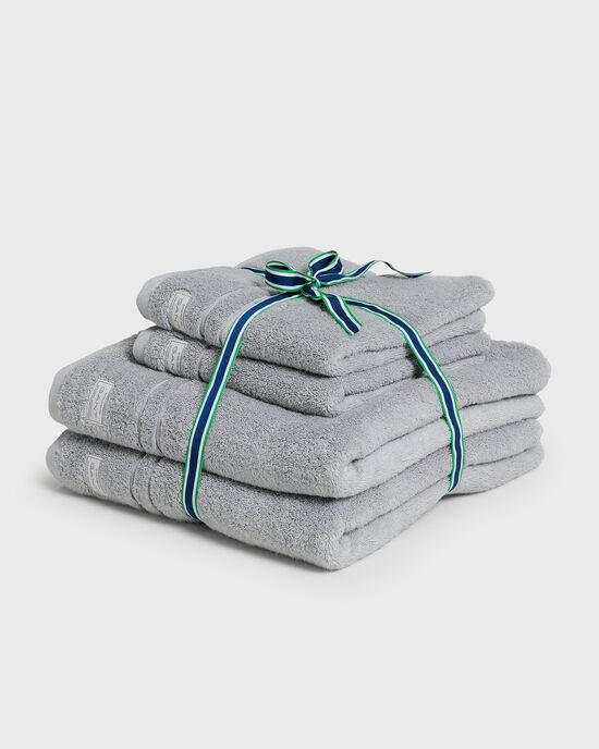 Organic Cotton Premium Fyrpack handdukar