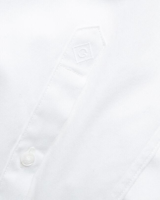 Pinpointvävd oxfordskjorta