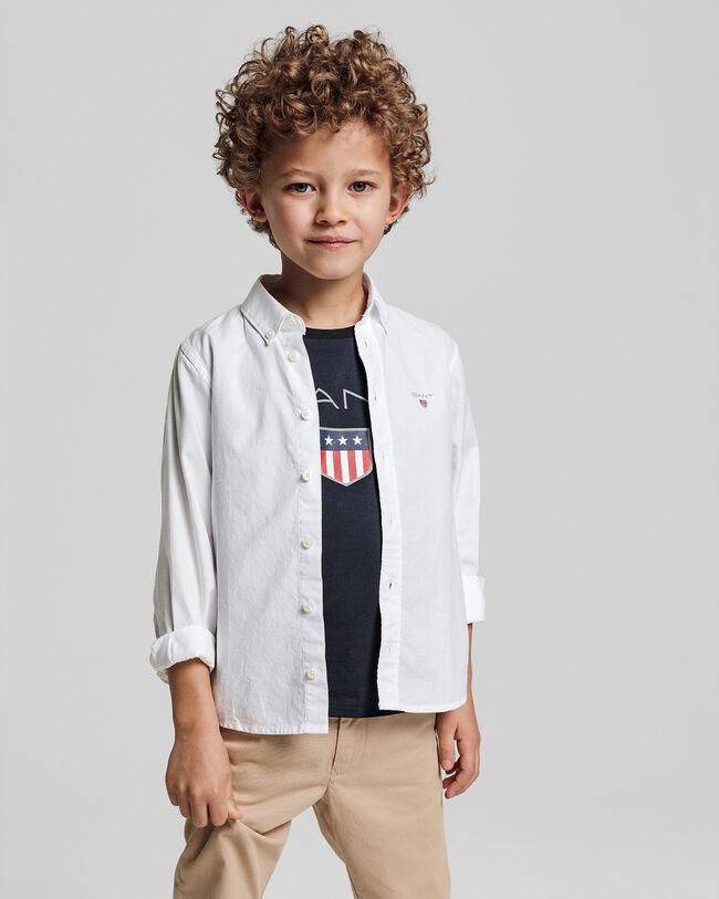 Kids Archive Oxfordskjorta