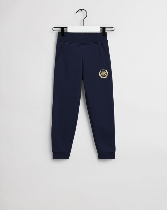 Girls Monogram sweatpants