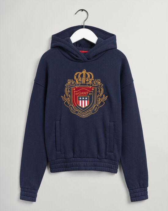 Teen Girls US Royalty hoodie