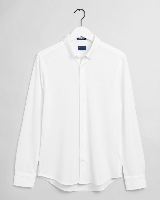 Tech Prep™ Slim fit pikéskjorta