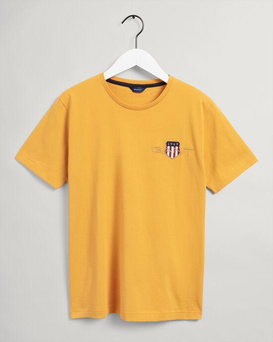 Teens Archive Shield broderad T-shirt