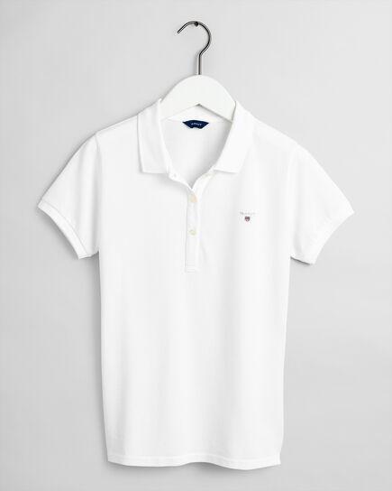 Teen Girls Original Piqué Polo Shirt