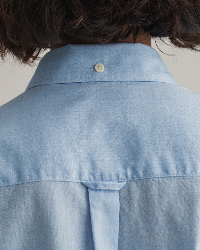 Regular fit Air Oxford-skjorta