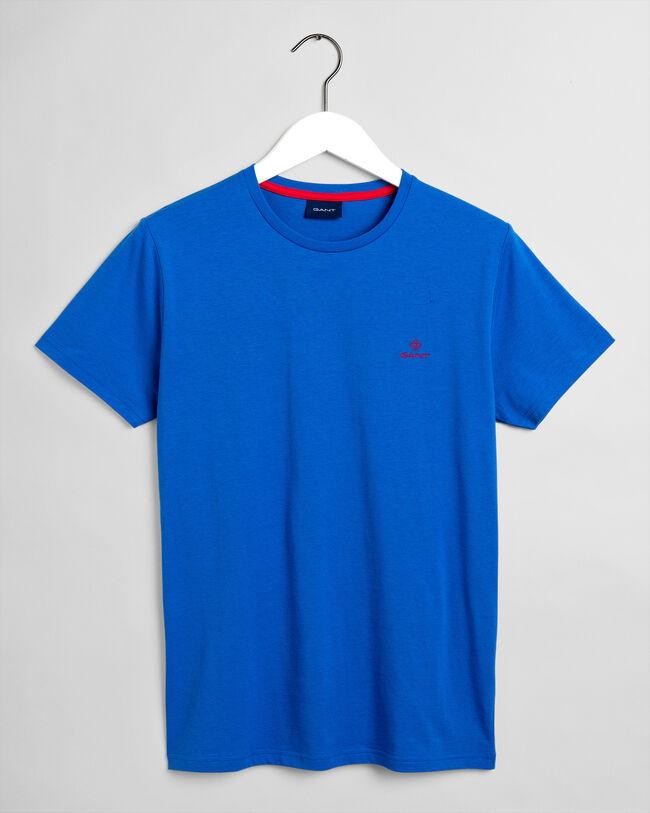 Kontrasterande Logo T-shirt
