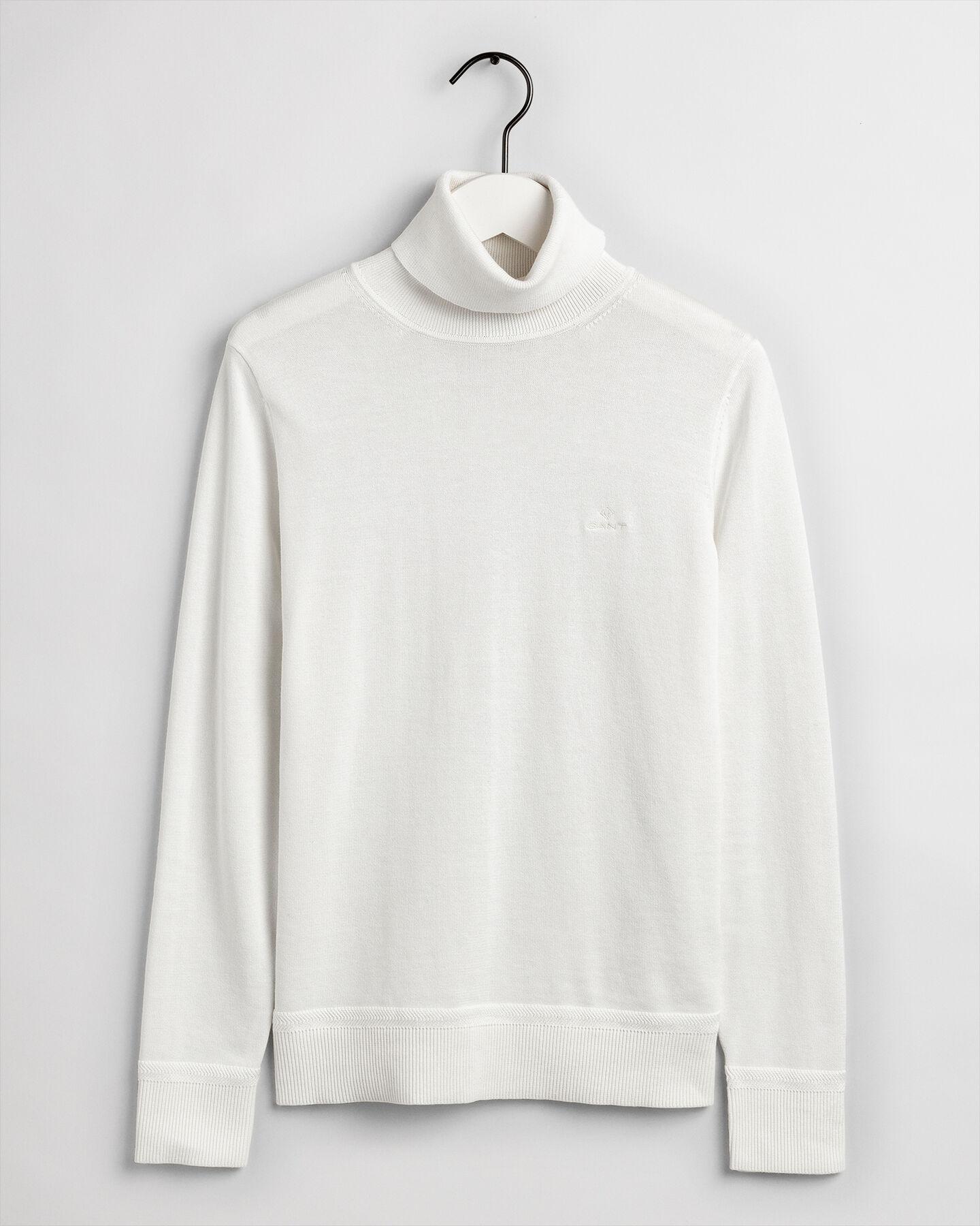 Light Cotton Turtleneck