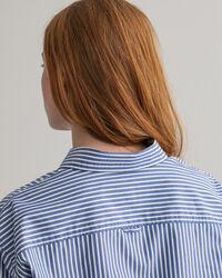 Relaxed fit Tech Prep™ randig skjorta