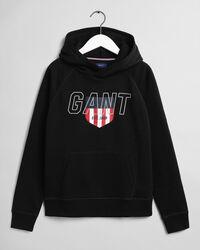 Teens Sporty Shield hoodie