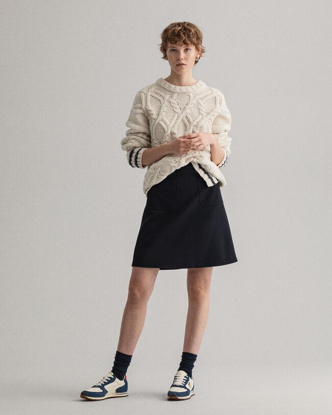 Tech Prep™ kjol i jerseypiké