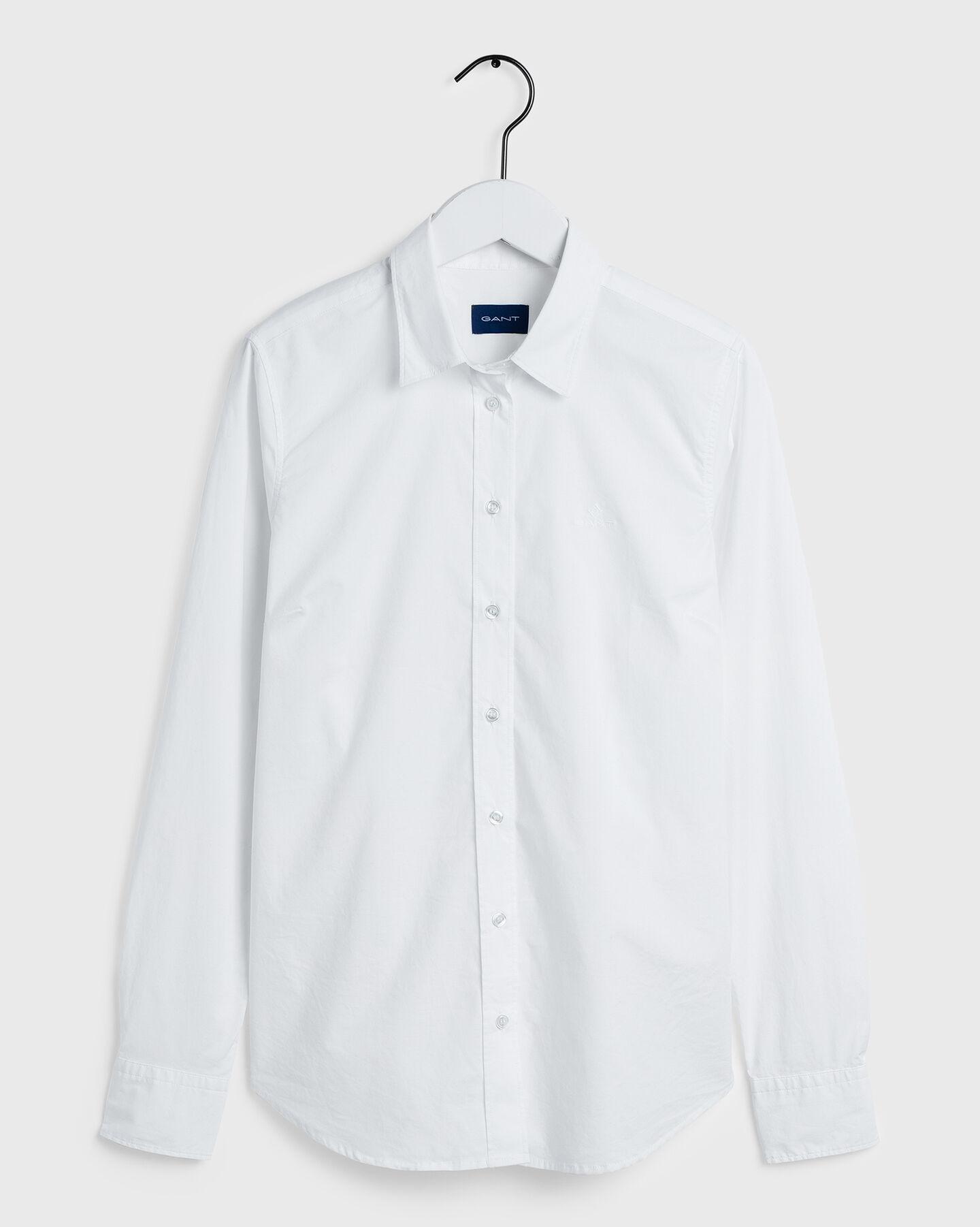 Stretch Broadcloth Shirt