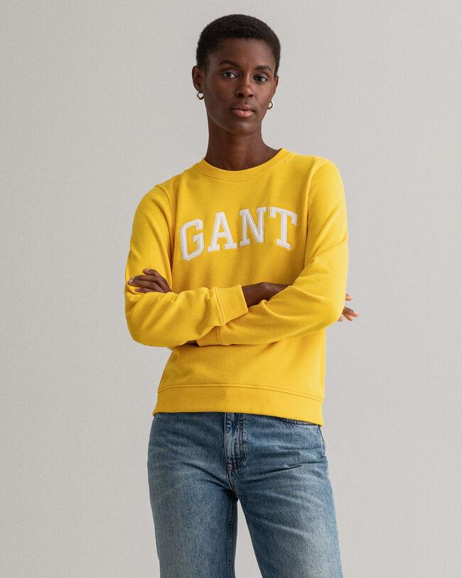 Arch Logo sweatshirt med rund halsringning