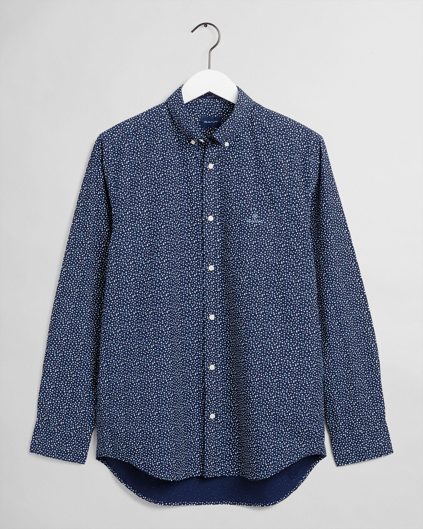 Regular Fit Star Burst Shirt