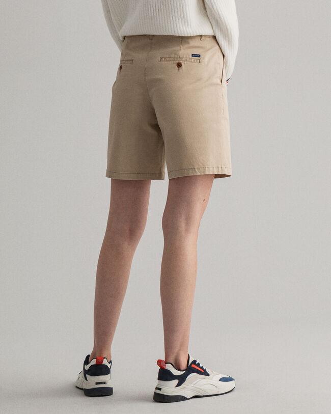 Slim fit Classic chinoshorts