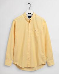 Regular Fit Micro Stripe Broadcloth Shirt