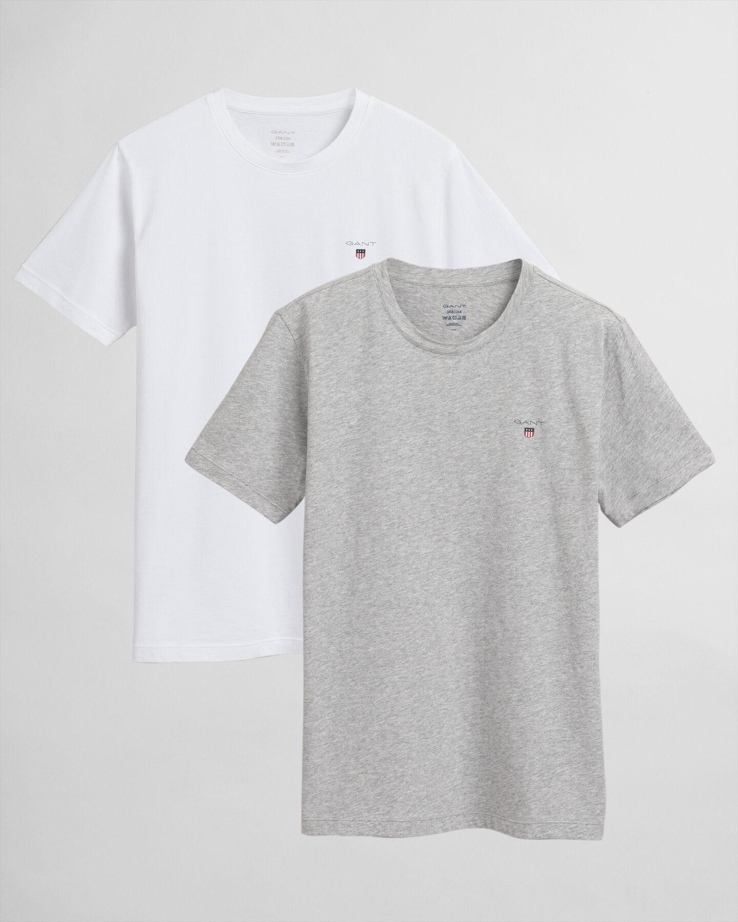 Teen Boys 2-Pack Crew Neck T-Shirts