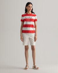 Nautical randig T-shirt