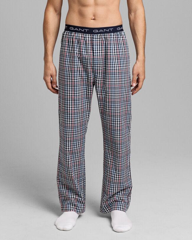Vävd pyjamas