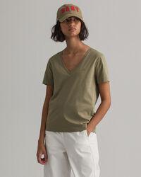 Original V-ringad T-shirt